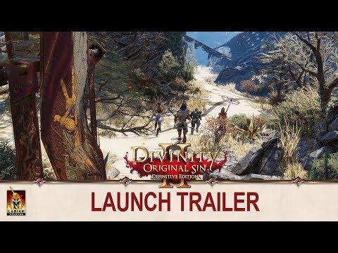 Divinity: Original Sin 2 – Launch Trailer