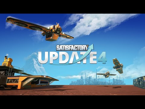 Update 4 Available NOW on Early Access!