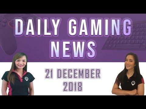 AKS Gaming News 21/12/2018