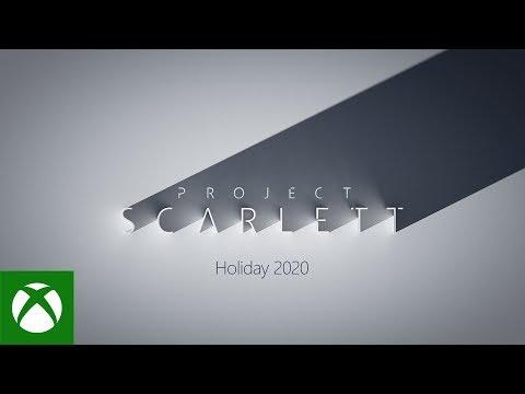 Xbox Project Scarlett - E3 2019 - Reveal Trailer