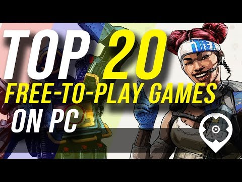TOP 20 FREE TO PLAY GAMES ON PC YOU CAN PLAY NOW