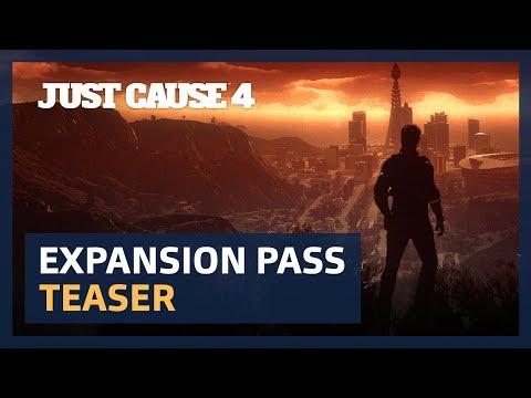 Just Cause 4: Expansion Pass Teaser [ESRB]