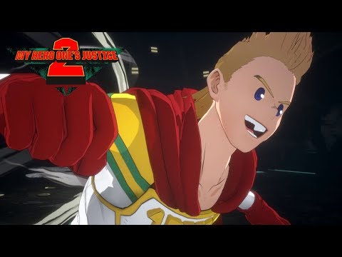 My Hero One's Justice 2 - Character Gameplay Trailer - PS4/XB1/PC/Switch