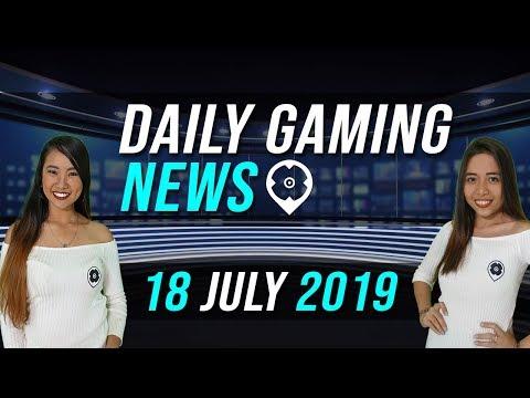 AKS Gaming News 18/07/2019