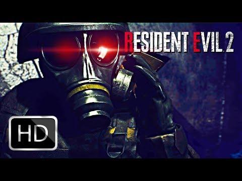 RESIDENT EVIL 2: REMAKE || *NEW* DEMO TRAILER (HD) HUNK, TOFU, ALLIGATOR - REVEALED