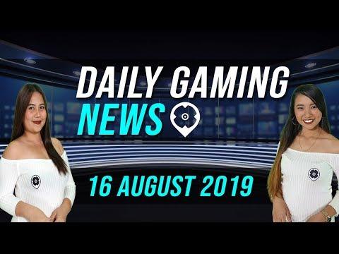 AKS Gaming News 16/08/2019