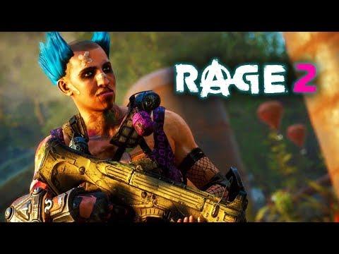 RAGE 2 - Official Trailer | E3 2019