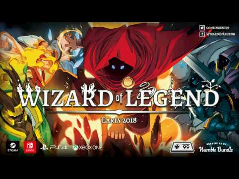 Wizard of Legend Announcement Trailer