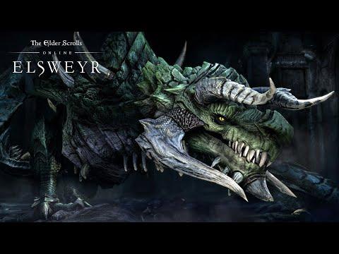 The Elder Scrolls Online: Elsweyr - Official Gameplay Launch Trailer