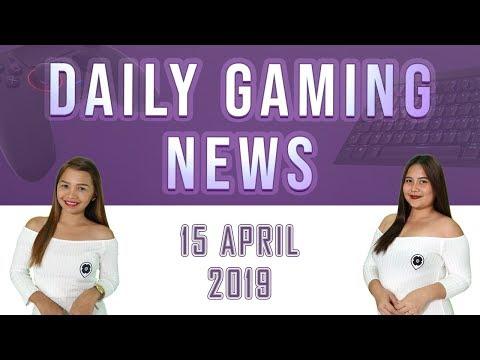 AKS Gaming News 15/04/2019