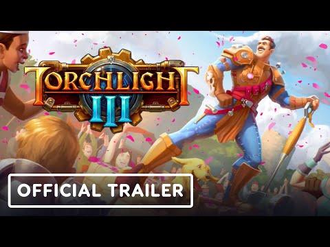 Torchlight 3 - Official Trailer