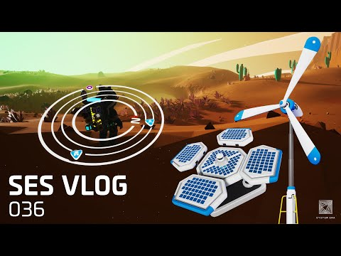 Missions, Huge Power Items & Compass! SES Vlog 036