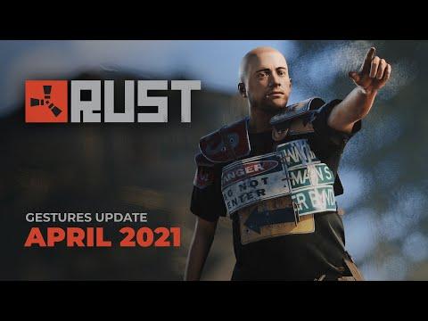 Rust - Gestures Update