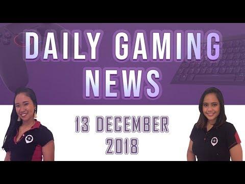 AKS Gaming News 13/12/2018