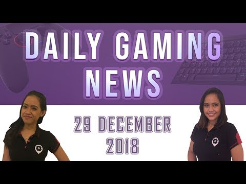 AKS Gaming News 29/12/2018