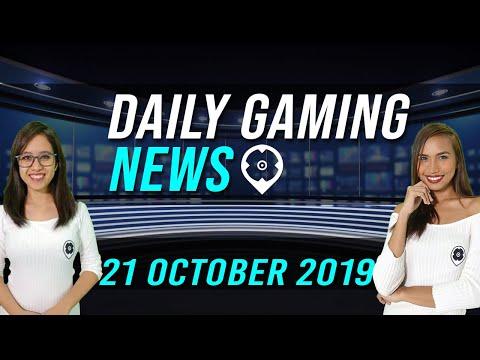 AKS Gaming News 21/10/2019