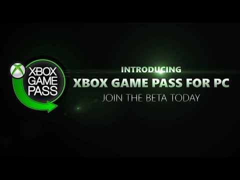 Xbox Game Pass for PC - E3 2019 - Announce Trailer
