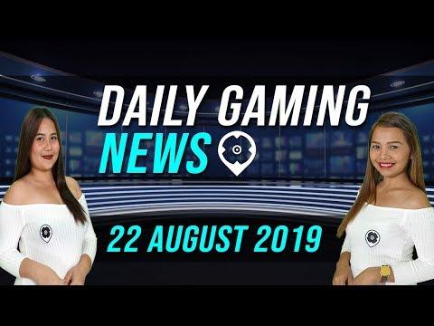 AKS Gaming News 22/08/2019