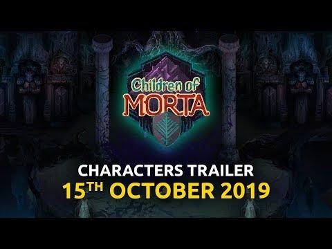 Children of Morta   Characters Overview Trailer