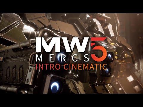 MechWarrior 5 Intro Cinematic