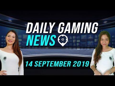 AKS Gaming News 14/09/2019