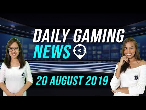 AKS Gaming News 20/08/2019