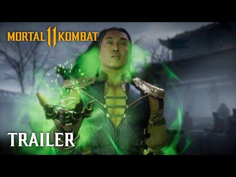 Kombat Pack | Official Shang Tsung Gameplay Trailer | Mortal Kombat