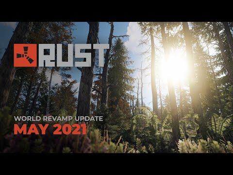 Rust - World Revamp