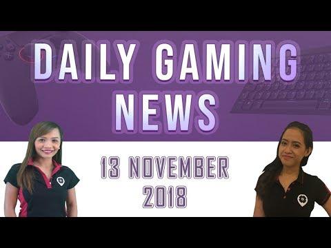 AKS Gaming News / Part 2 : 13/11/2018