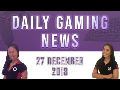 AKS Gaming News 27/12/2018