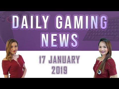 AKS Gaming News 17/01/2019