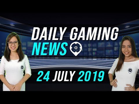 AKS Gaming News 24/07/2019