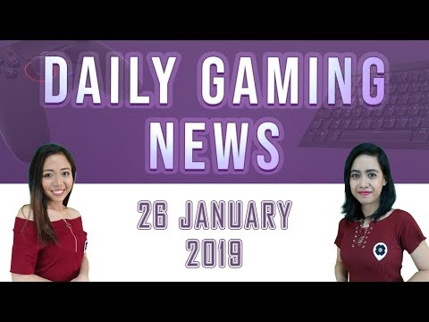 AKS Gaming News 26/01/2019