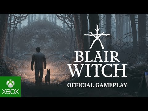 Blair Witch Gameplay Trailer
