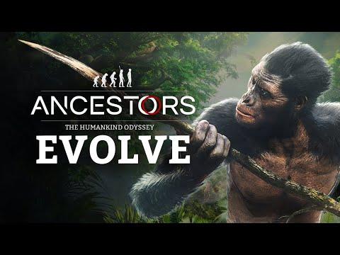 Ancestors: The Humankind Odyssey - 101 Trailer EP 3: Evolve