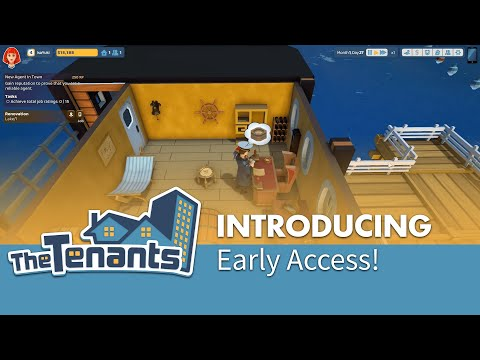 The Tenants - Introducing Early Access