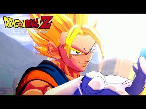 DBZK Dragon Ball Z: Kakarot - Paris Games Week Trailer - PS4/XB1/PC