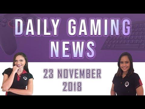 AKS Gaming News / Part 2 : 23/11/2018