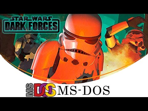 Star Wars: Dark Forces [MS-DOS]