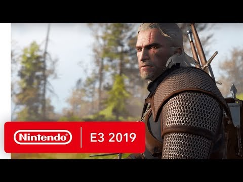 The Witcher 3: Wild Hunt - Complete Edition - Nintendo Switch Trailer - Nintendo E3 2019