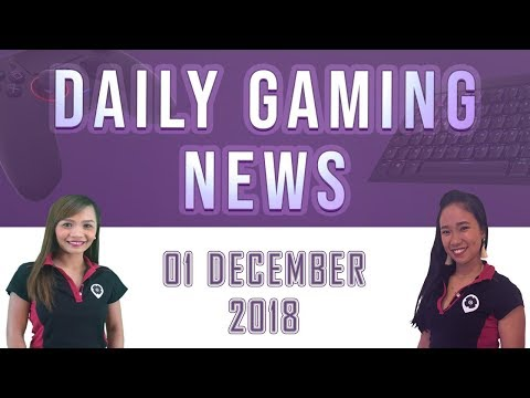 AKS Gaming News / Part 2 : 01/12/2018