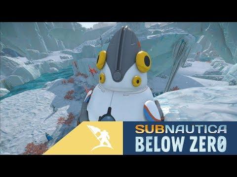 Subnautica: Below Zero Spy Pengling Update