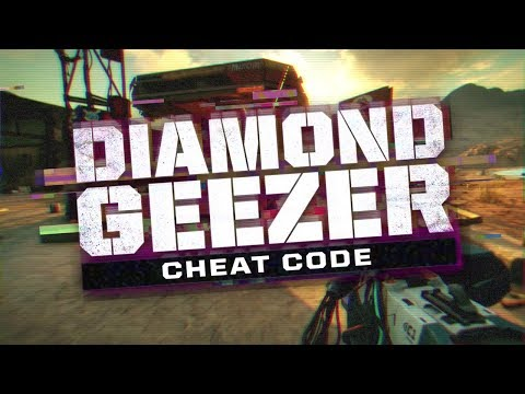 RAGE 2 – Diamond Geezer Cheat Code (Feat. Danny Dyer)