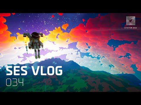 Jetpacks, PS4 & Dedicated Servers - SES Vlog 034