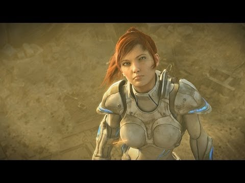 Ghosts of the Past Trailer - StarCraft II: Wings of Liberty
