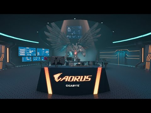 AORUS Workshop Trailer – PC Building Simulator