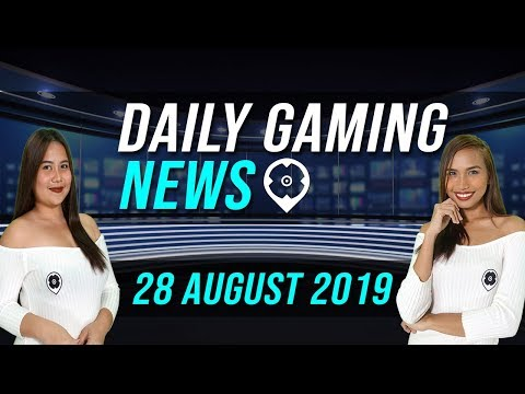 AKS Gaming News 28/08/2019