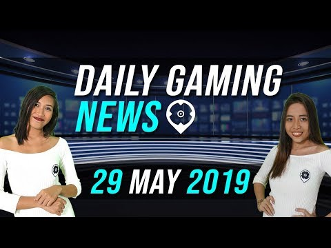 AKS Gaming News 29/05/2019