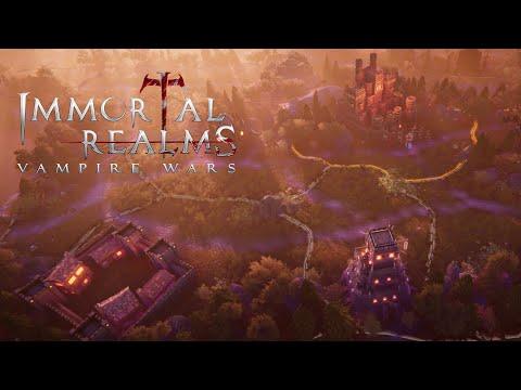 Immortal Realms: Vampire Wars - Xbox Gameplay Trailer (US)
