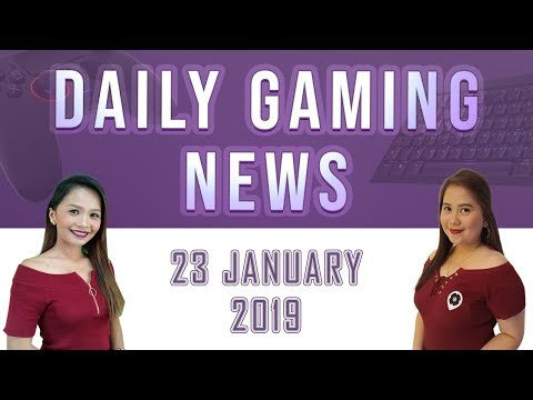 AKS Gaming News 23/01/2019